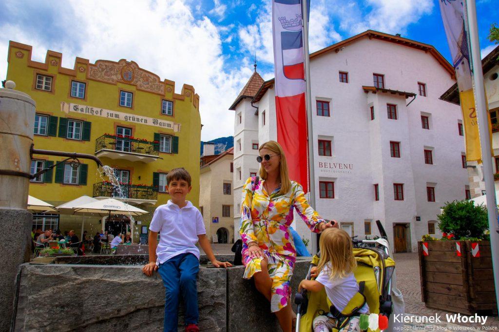 Glorenza / Glurns, Południowy Tyrol, wakacje w Dolomitach (fot. Łukasz Ropczyński, kierunekwlochy.pl)
