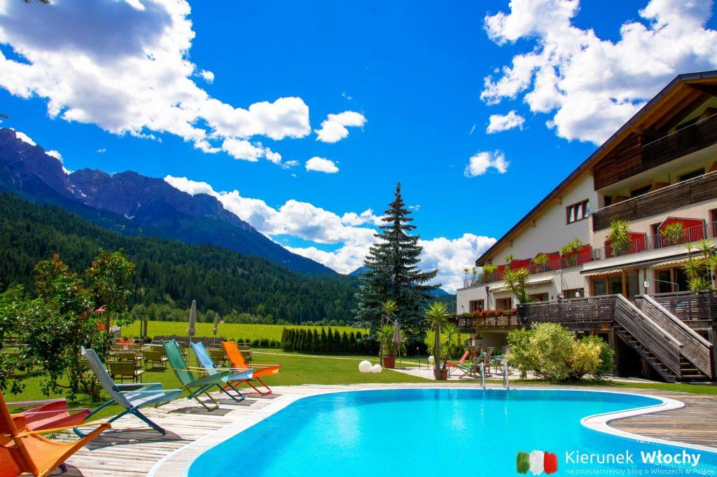Helmhotel*** w Innichen / San Candido w Południowym Tyrolu (fot. Łukasz Ropczyński, kierunekwlochy.pl)