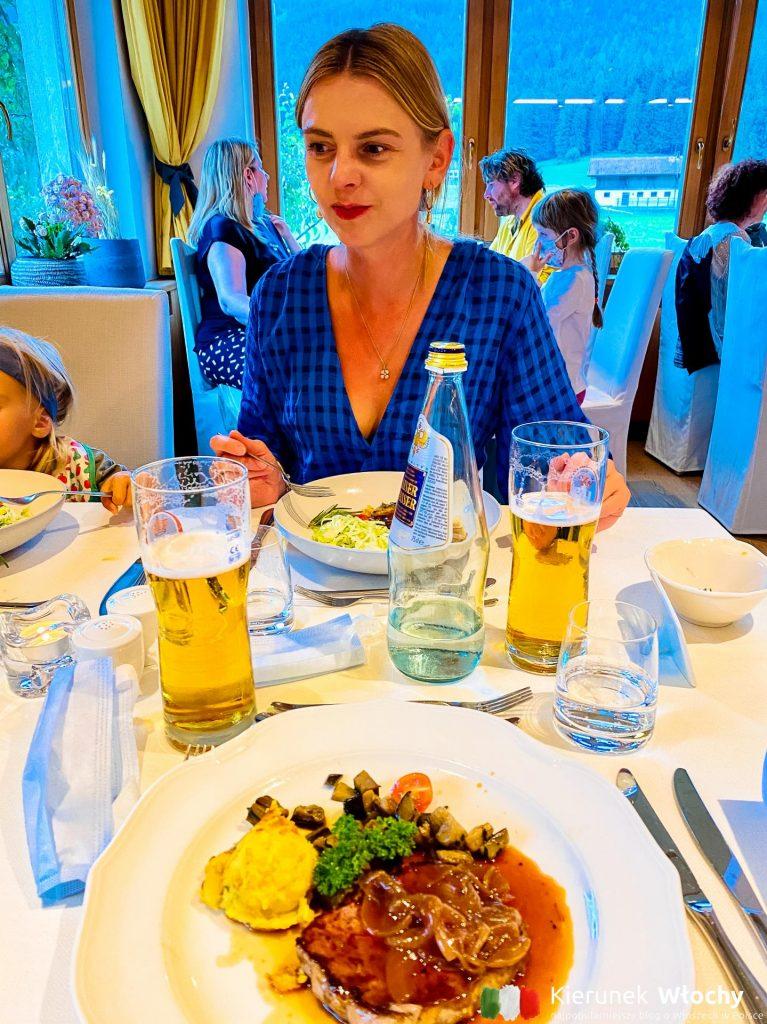 tutejsza restauracja regularnie jest odznaczana gwiazdką Michelin (fot. Łukasz Ropczyński, kierunekwlochy.pl)