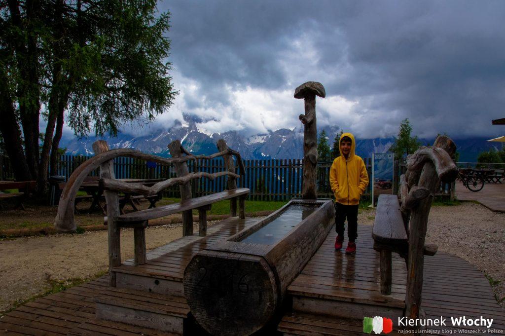 podczas zwiedzania góry Monte Elmo nie dopisała nam pogoda (fot. Łukasz Ropczyński, kierunekwlochy.pl)