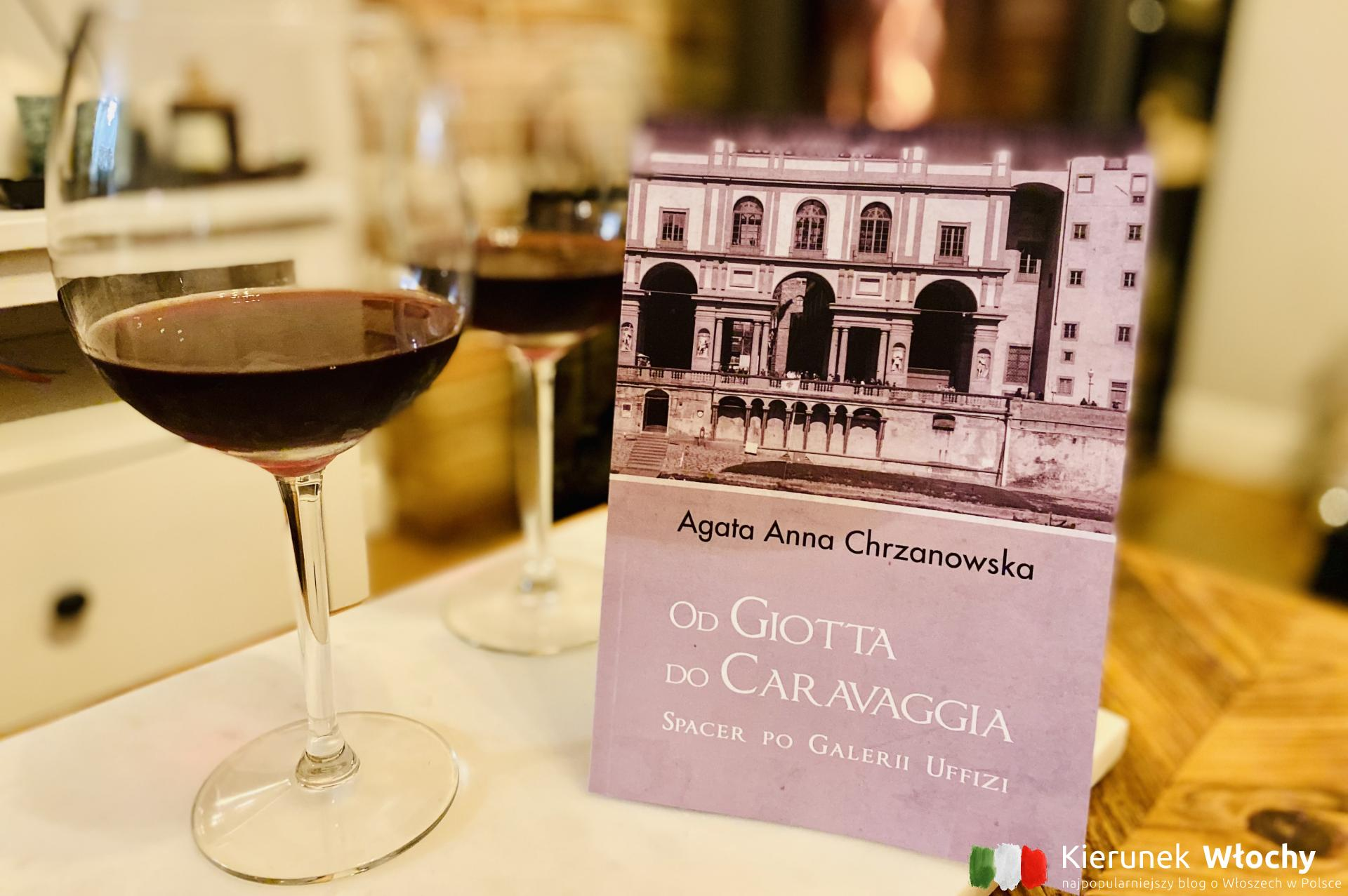 """""""Od Giotta do Caravaggia. Spacer po Galerii Uffizi"""" autorstwa Agaty Anny Chrzanowskiej"""
